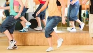Dancers In A Class