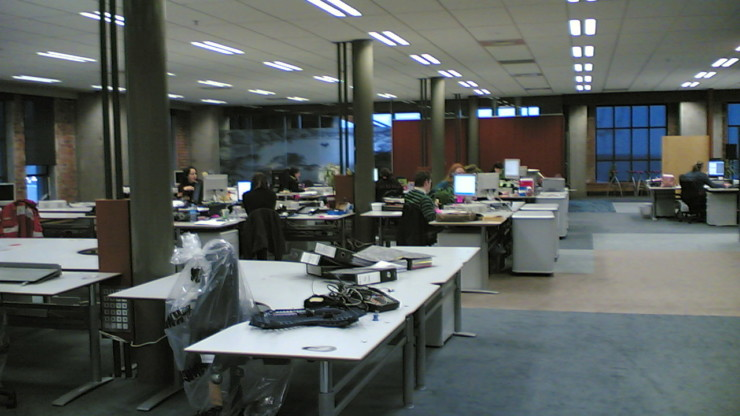 Impact on Commercial Work Spaces