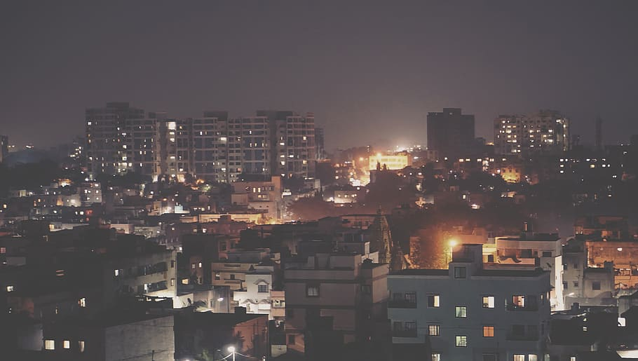 pune-india-city-light