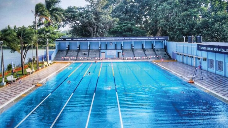 swimming pool in kharadi