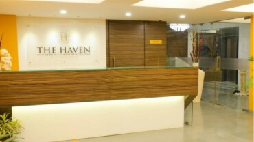 the haven serviced residences kharadi