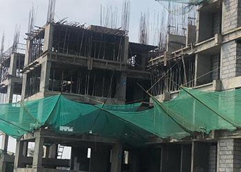 Zen Estate Construction Tower E 8th Slab