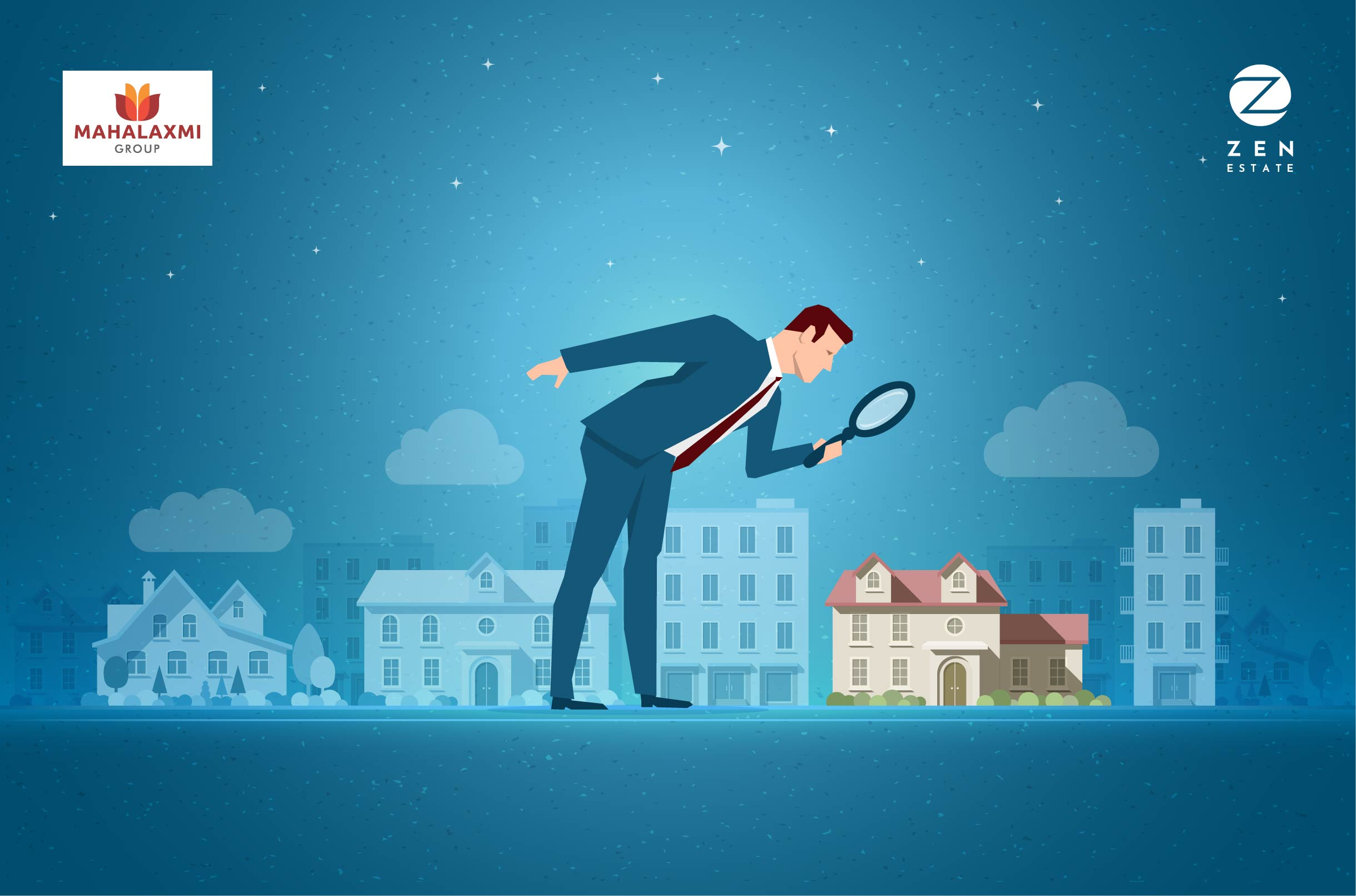 Real Estate investors choice - Zen Estate Kharadi