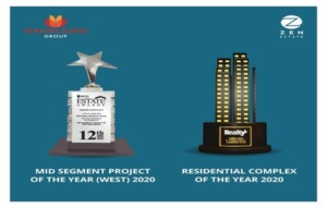 Zen Estate Kharadi Awards