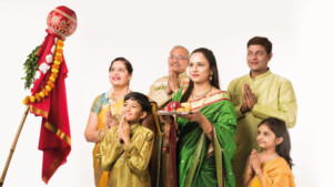 Gudi Padwa celebration