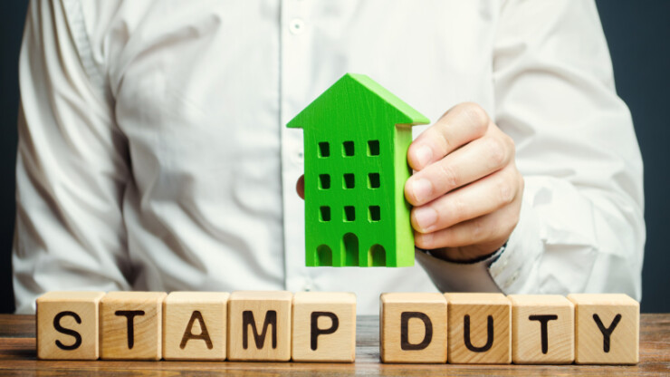 stamp duty for home buyers