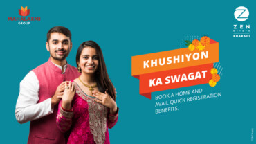 Zen Estate's Khushiyon Ka Swagat For Best Home-Buying Decisions