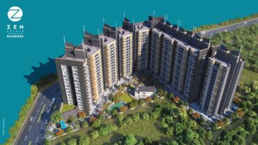 Zen Estate Kharadi – Best Quality Living in Pune