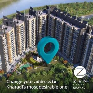 Zen Estate Project Kharadi Pune